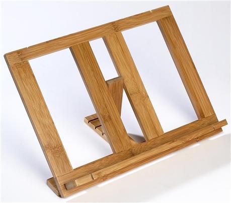 Leggio da cucina in bambù - Tom Press
