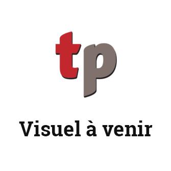 T-shirt grigio melangiato Grape Press Wine Tom Press stampa bordeaux L