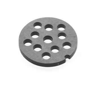 Piastra 6 mm tritacarne man. n.10-12 Porkert