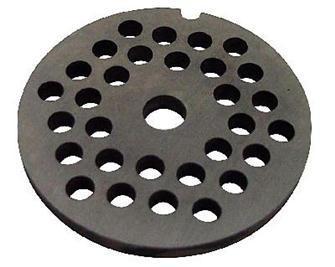 Piastra 3 mm per tritacarne n.12