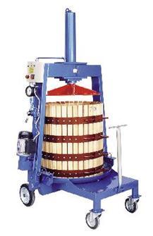 Torchio elettrico idraulico 327 l