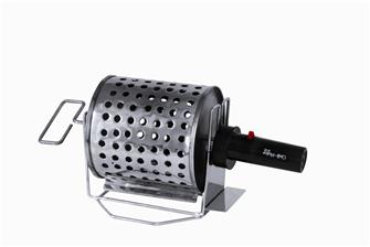 Tosta-castagne elettrico rotante