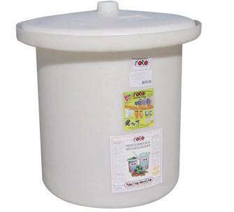 Contenitore per crauti in plastica 50 l