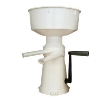 Scrematrice manuale corpo in plastica 50 l/h