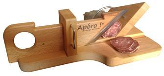 Ghigliottina per salsicce e salami