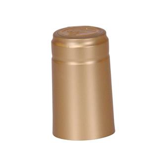 Capsule termoretraibili dorate