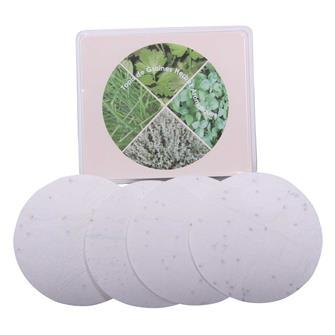 Tappeto di semi per erbe aromatiche