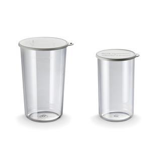 Set di 2 bicchieri BAMIX 400 e 600 ml