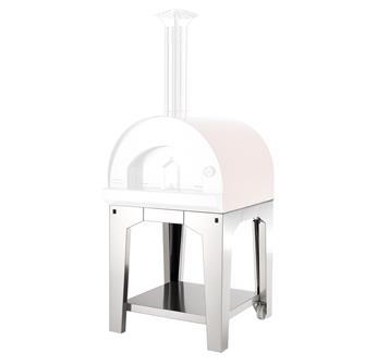 Carrello per forno a legna 60x60 cm