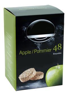 Galletta di segatura di melo