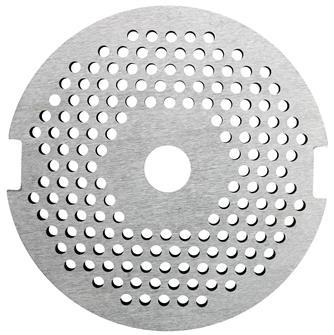 Piastra 2,5 mm accessorio tritacarne MATASHAC