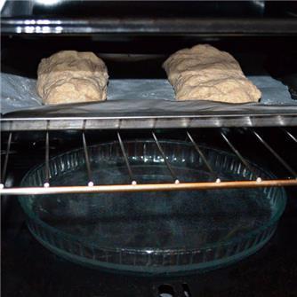 Come cuocere il pane fatto in casa al forno
