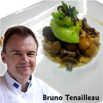 Il gelato al prezzemolo di Bruno Tenailleau
