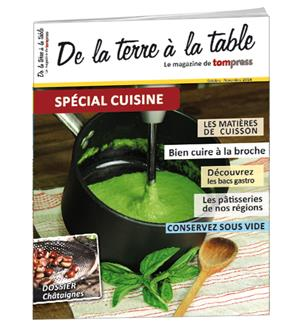 Tom Press Magazine spécial Cuisine 2014