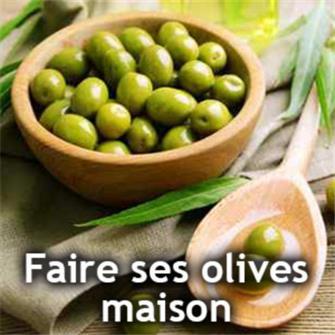 Conservare le olive verdi in casa
