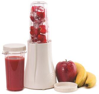 Mixer frullatore con 2 bicchieri 300 ml