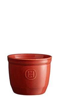 Ramequin rosso mattone Emile Henry 8,5 cm
