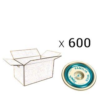 Capsule Familia Wiss 1100 cartone da 600 pz.