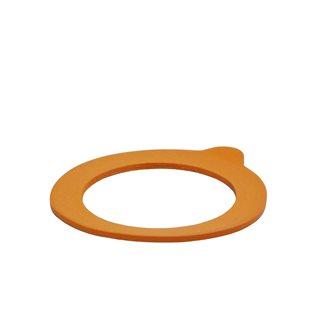 Guarnizione in gomma 60 mm (10 pezzi)