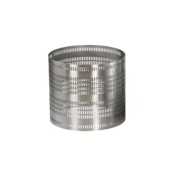 Gabbia torchio idraulico 50 litri inox