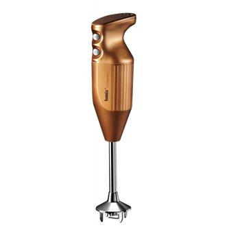 Mixer a immersione BAMIX De luxe 160W rame con coltello tritatore