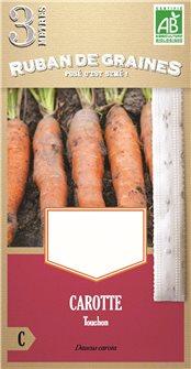 Striscia seminata di carote Touchon