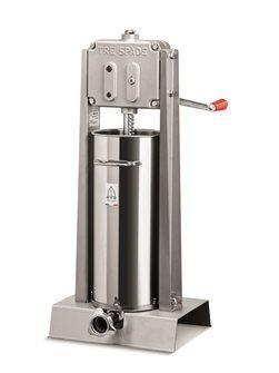 Insaccatrice verticale inox 15 l