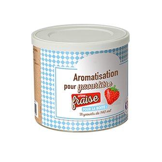 Aroma fragola per yogurtiera