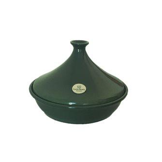 Tajine ceramica verde 32 cm per 6-10 persone Emile Henry
