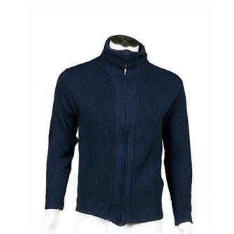 Gilet uomo blu marino collo alto Bartavel Aspin 3XL