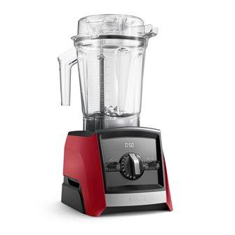 Frullatore rosso Vitamix Ascent 2500