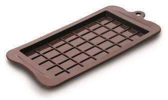 Stampo tavoletta di cioccolato in silicone