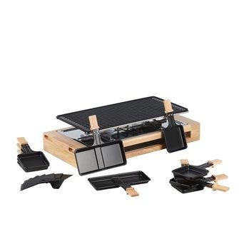 Appareil à raclette et gril de table 1 500 W