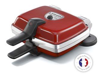 Piastra elettrica per 2 gaufres/waffles