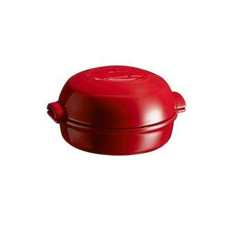 Pirofila per formaggio fuso al forno colore rosso Grand Cru Emile Henry