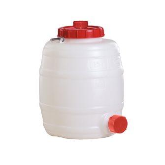 Barile cilindrico 15 l.